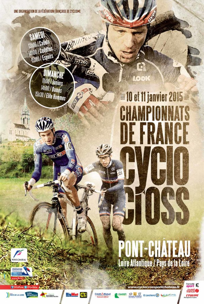 championnat cyclo cross 2015